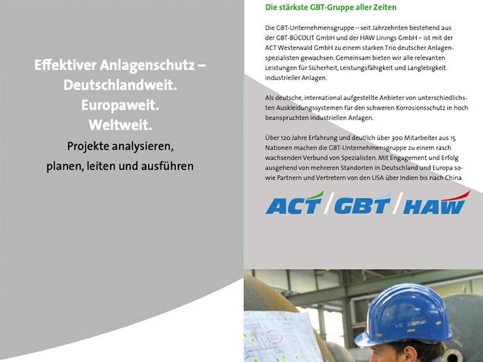 Effektiver Anlagenschutz – Deutschlandweit. Europaweit. Weltweit.