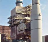 Centrales électriques / Installations d'incinération d'ordures